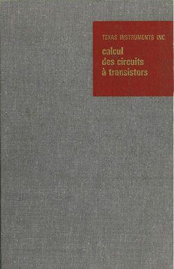 Calcul des circuits à transistors cover